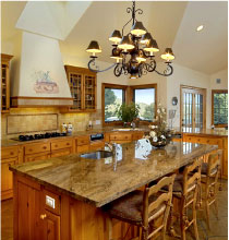 Decorating A Kitchen In Tuscan Style