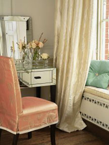 Dictionary Of Fabrics For Curtains And Other Decor Elements