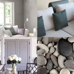 Good The Gray Color In Home Decorating