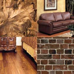 The Brown Color In Home Decorating